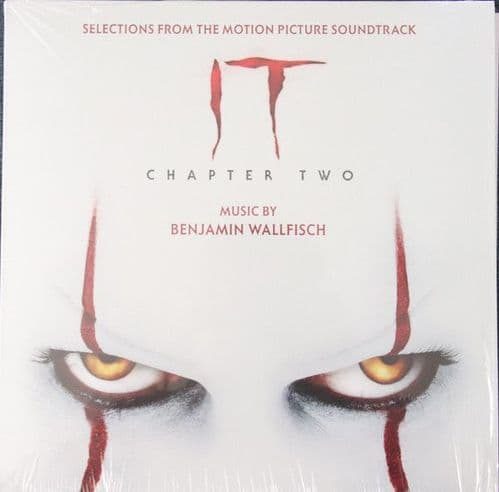 Benjamin Wallfisch<br>It: Chapter Two (Selections From The Motion Picture Soundtrack)<br>LP, Red